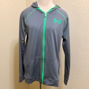 Under Armour Youth Combine Jacket
